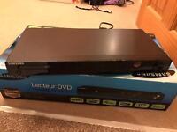 Samsung DVD player