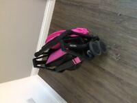 Recaro EasyLife Pushchair - Pink and Black