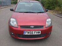 06 Ford Fiesta Petrol 1.4 Full Year MOT Excellent Condition Throughout Ideal First Car Great Runner