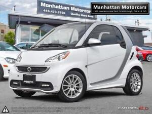 2013 SMART FORTWO PASSION - NAVIGATION|PANORAMIC|NO ACCIDENTS