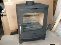 Scan Anderson 4-5 wood burning stove