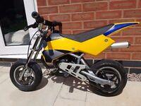 Blata mini moto / motard