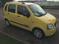 Suzuki Wagon R GL. New MOT and in immaculate condition.