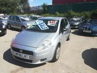 Fiat GRANDE PUNTO Active,1242 cc 3 door hatchback,clean tidy car,cars and drives well,good mpg