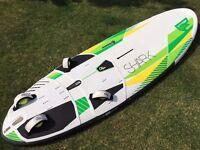 Windsurfing board. Fanatic Shark 165