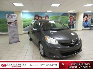 2013 Toyota Yaris LE FWD