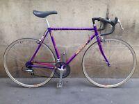 Made in France Peugeot Ventoux PE500 Vintage Road Racing Bike - Size 53cm - 14 Speeds