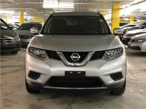 2016 Nissan Rogue S FWD CVT - ACCIDENT-FREE, LOW KMS, TRADE-IN