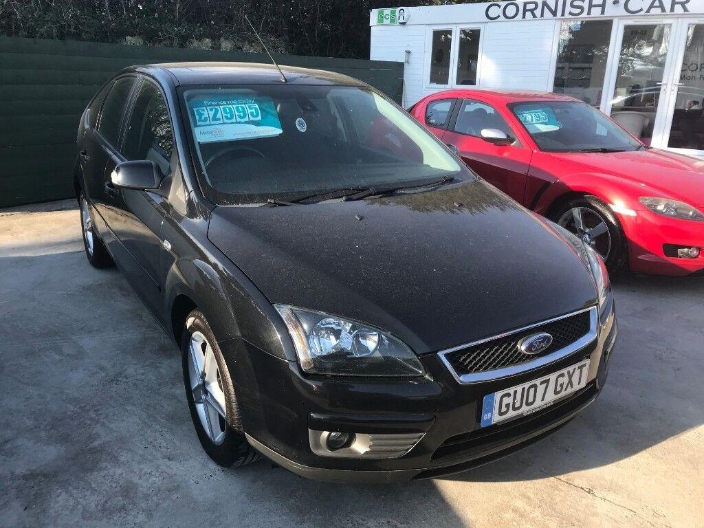 2007 ford focus titanium automatic 5 door hatchback 2 0 petrol 115000 miles