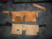 scaffolders,carpenters large tool belts