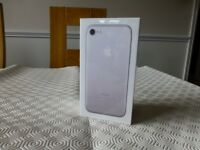 Apple iPhone 7 Silver 128Gb. Brand new