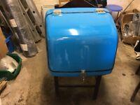 fibreglass motorcycle box
