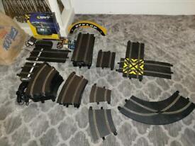 Scalextric set. 36 piece track