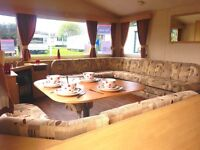 * Great Static Caravan For Sale At Cresswell Towers * Used * Refurbished * Cheap * Northumberland