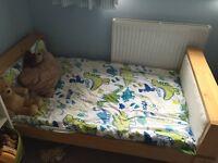 IKEA junior extendable bed ��15
