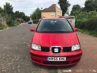 2005 Seat Alhambra 1.9 TDI PD Stylance 5dr Manual @07445775115
