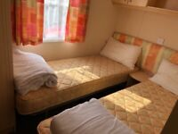 Saturday 15-16 3 night stay a one of rare chance to get away