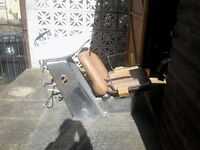 Ergowash hairdressers /barbers chair