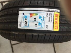NEW Car Tyres (Pair) PIRELLI CINTURATO P7 92W