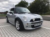 MINI COOPER 1.6 HATCH PAN ROOF BODY KIT FULL SERVICE HISTORY