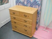 5 - DRAWER CHEST OF DRAWERS