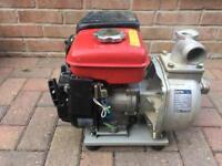"""Clarke CU150 1½"""" Petrol Driven Water Pump"""