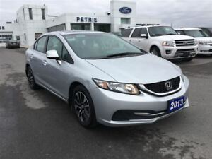 2013 Honda Civic EX - HEATED SEATS, SNOW TIRES, SUNROOF