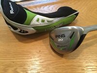 Ping rapture v2 rescue 20 degree