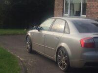 02 Audi A4 130 sport