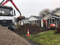 Mini & micro digger hire. Grab hire , roll on roll off skips bolton & north west ,