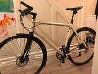 Boardman Hybrid Pro bike