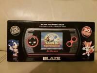 Blaze atgames gear portable handheld Retro Gaming Console
