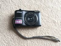 Nikon Coolpix L28 Digital Camera - Battery Leak