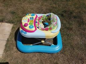 BABY WALKER - EXCELLENT USED CONDITION