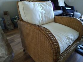 Conservatory, Garden, Indoor lounge chair single seater