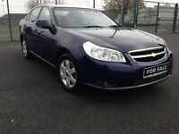 2011 Chevrolet Epica LS Diesel ** 1/2 LEATHER ** ONLY 41K ** ford vauxhall
