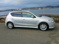 HYUNDAI I30 1.6 CRDI ISG EDITION £30 TAX AS NEW CONDITION