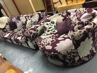 ** CUDDLE CHAIR SUITE ** ONLY £180 **