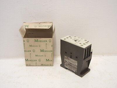 Moeller Dilm17-10 New Xstart Contactor Rdc24 Dilm1710
