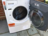 Hotpoint Condensing Tumble Dryer model AQC94F7 used for 3 months only