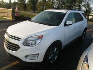 2016 Chevrolet Equinox LT AWD! TRUE NORTH PKG! NAV! SUNROOF! REA