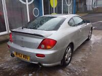 Hyundai Coupe Special Edition - Full leather - Twin Exhaust - Alloys - Low Mileage - Bargain!!