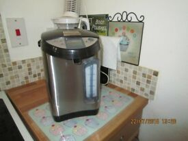 hot water dispenser and soup maker