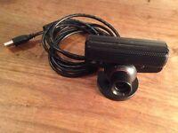 PS3 Playstation USB Port Motion Sensor Eye Camera Microphone Zoom Lens Gaming