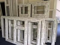Double glazing white UPVC