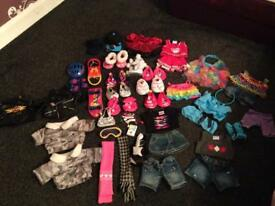Build a bear accessory bundle