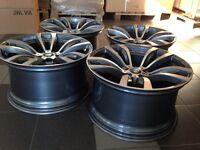 New Italy BMW wheels X5 X6 E70 E71 F15 F16 R20 inches 5x120.