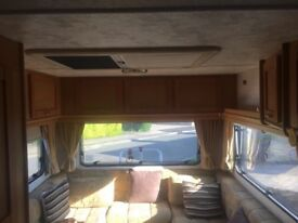 Excellent camper van with plastics still on