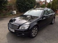 Excellent condition Mercedes C Class for sale!! Service History, 11 months MOT for only £5,499!