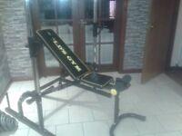 Bench press / Squat rack + bench